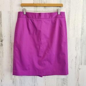 J.Crew Stretch Pencil Skirt